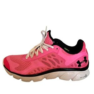 Under Armour LE Pink Runners